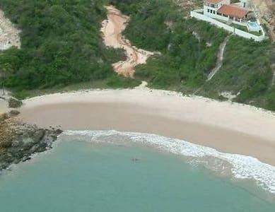 Casa em Tabatinga com acesso privativo à praia - Jacumã