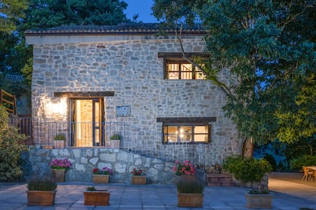 Encant, Luxurious house surrounded by wine fields