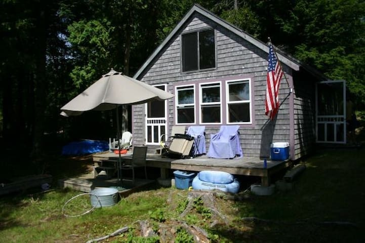 Rustic, Off The Grid, Camp, Fishing