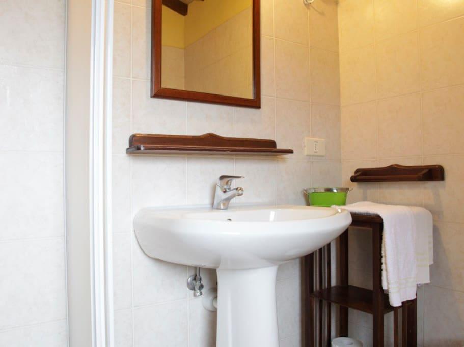 Agriturismo Acquacalda- Bathroom