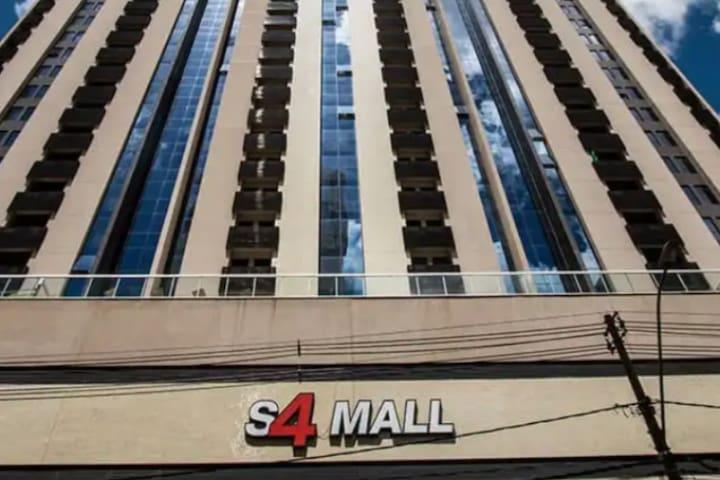 S4 APART HOTEL com estacionamento grátis