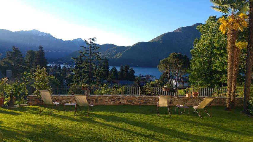Casa del Vicolo: tranquillità fra lago e natura