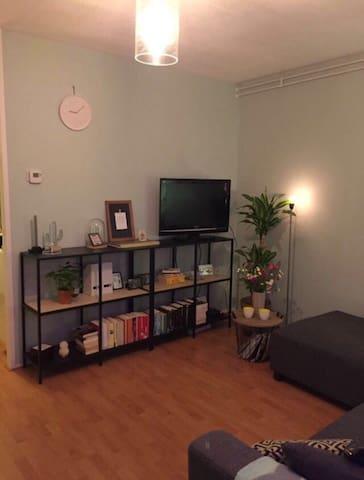 Fijn appartement dichtbij centrum