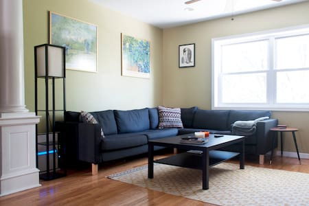 Two Bedroom, Two Floor, East Passyunk Apartment - Филадельфия - Квартира