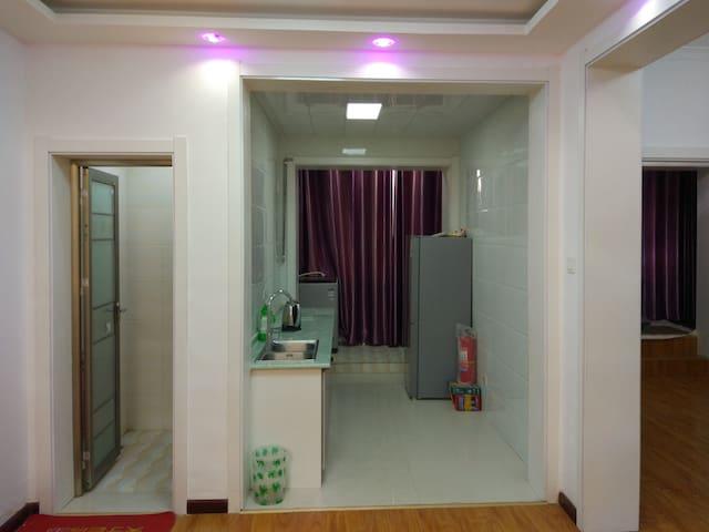 沙洲夜市民宿公寓 - Jiuquan - Serviced apartment