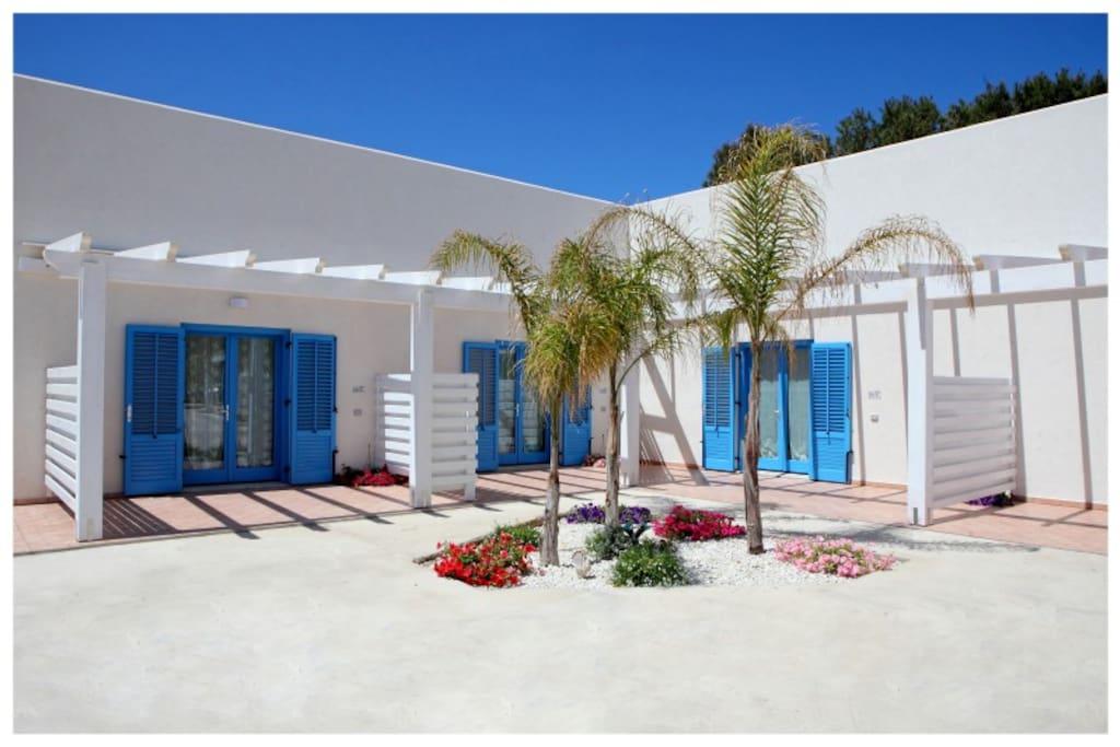 Plaia case vacanze favignana appartamenti in affitto a for Subito case vacanze sicilia