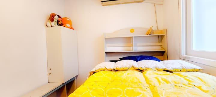 Mangwon.Seogyo.망원역5분.저렴한개인방Sharehouse/Private room