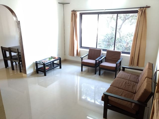 Clean, Spacious & Budget Friendly. - Mapusa - Apartemen