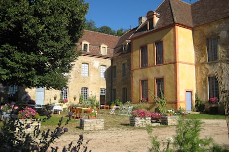 "Château Sainte Colombe / ""ANNE"" 2 pers. - Sainte-Colombe - Şato"