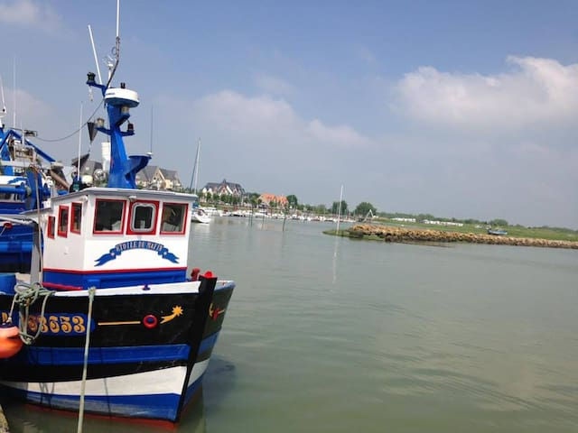 location baie de somme