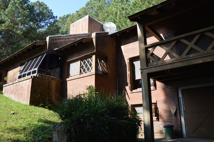 OM B&B+Spa great place to stay close to the nature