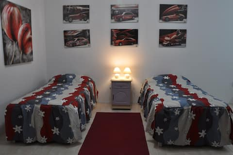 A Spacious Room situated in Iklin