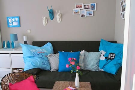 Sunny, quiet, cozy, clean ROOM * ruhiges ZIMMER - Appartement