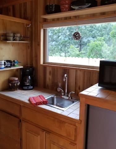 The Authentic Tiny House on Wheels!
