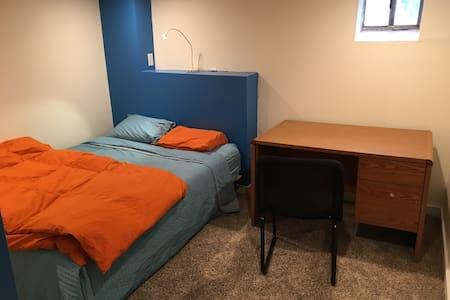 u of u basement room - Salt Lake City