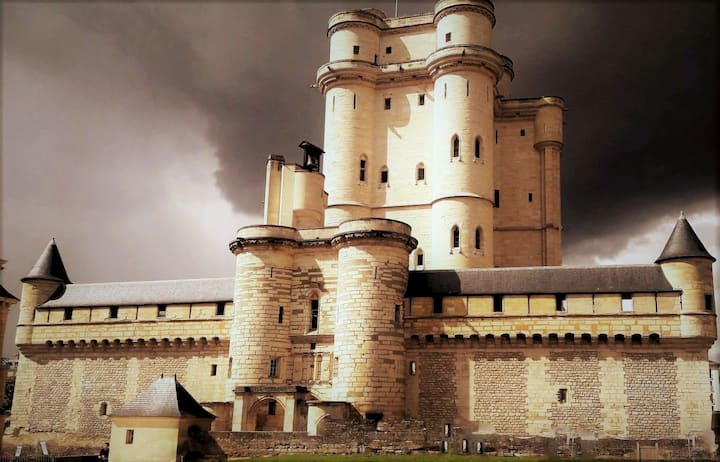 The castle we will visit