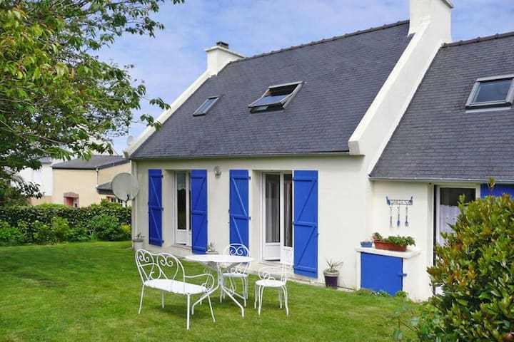 4 star holiday home in Ploudalmézeau
