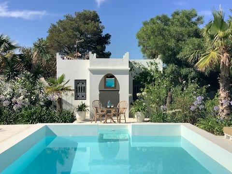 MAGNIFIQUE KASBAH ANDALUZ *appart pools & garden*