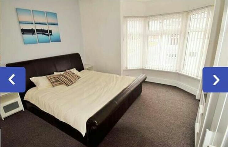 Middlesbrough shared house