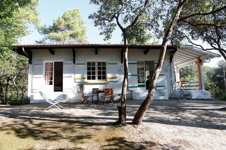 Charmante villa au moulleau