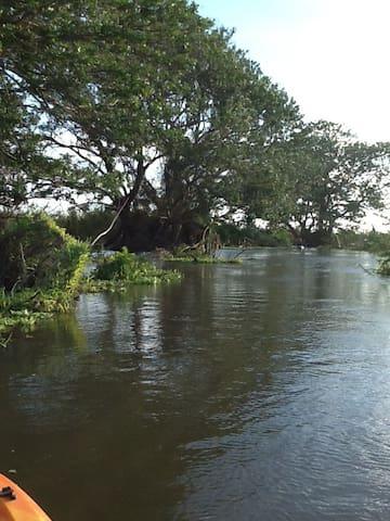 River Istiam
