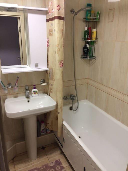 Bathroom - ванная комната