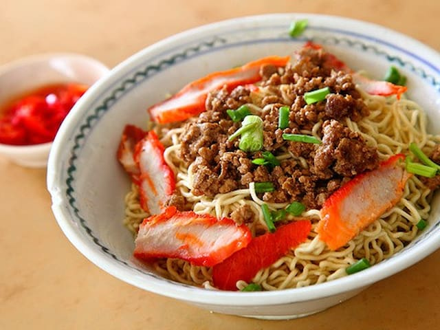 Kuching Food 古晋美食