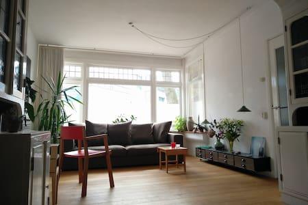 Atmospheric ground floor apartment in Rotterdam