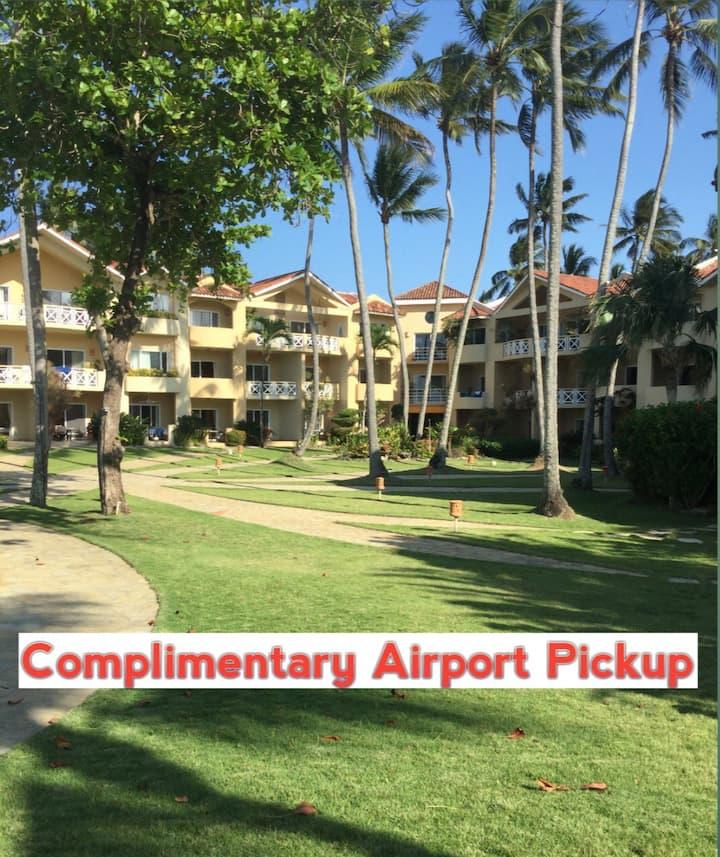 Oceanfront 1st floor unit 311 Velero Beach Resort