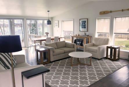 Cozy Lake Retreat-Perfect for Weekend Getaways! - Cassopolis - Hus