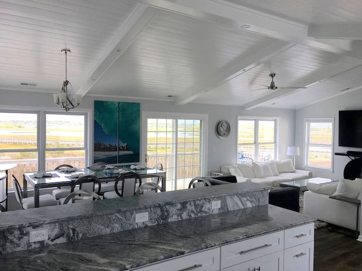 All Marshed Up-Upscale with Spectacular Marsh View