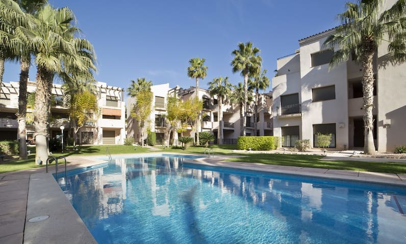 Confortable apartamento en Roda Golf