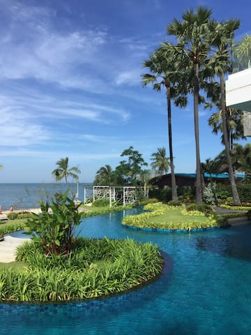 The Palm Wongamart Pattaya B2205