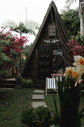 绿野仙踪秘密花园