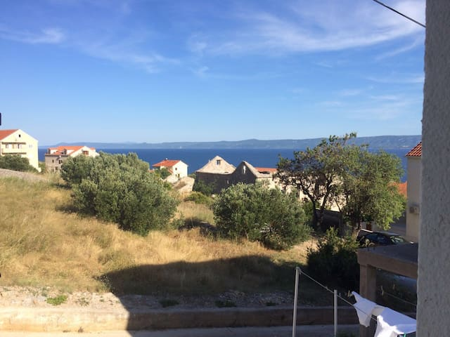 Great view from Radoš apartmants!