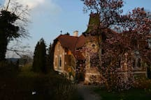 Old charming villa in the southern part of Styria