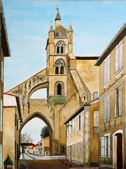 Cathédrale de Mirande