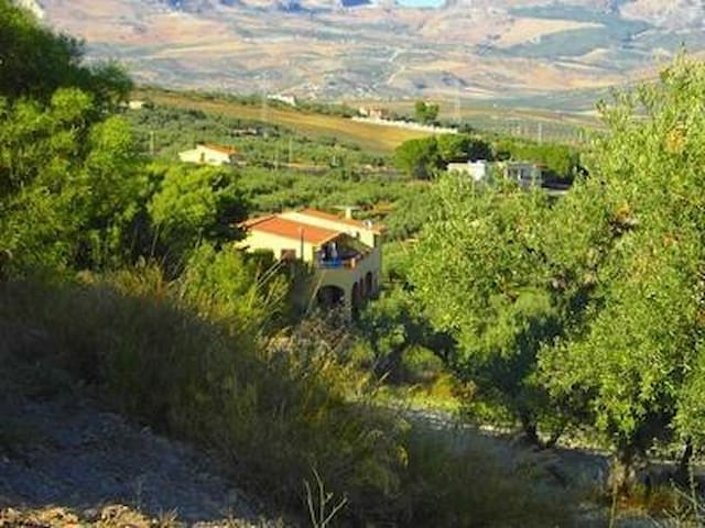 Lovely selfcatering apartment GUFO for a family - Sciacca - Leilighet