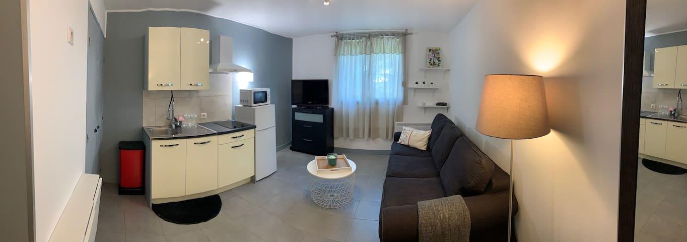 Appartement confortable au calme