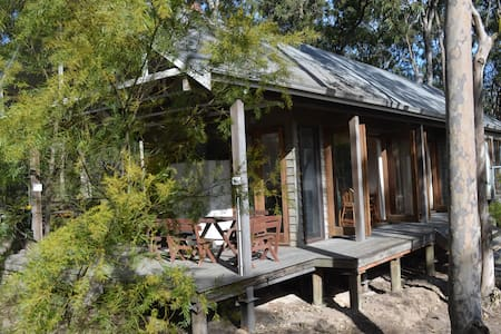 Inala Wilderness Retreat - Vacy - Hytte