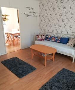 Bright, cosy apartment in a beautiful area