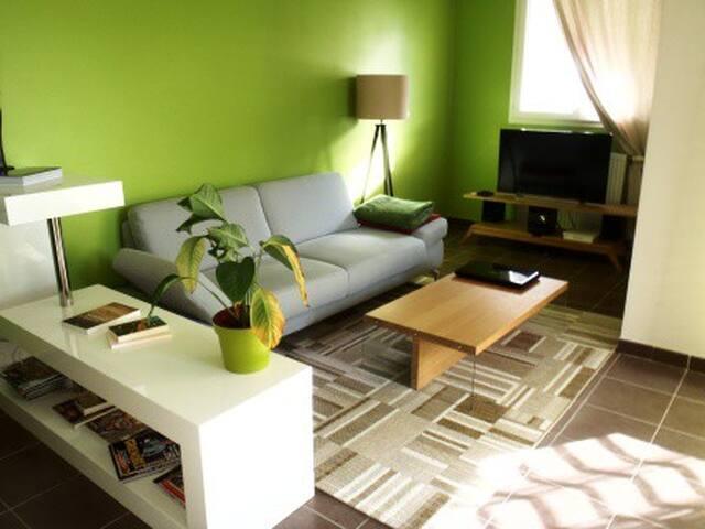 Le verderet Appartement entier de 70 m²