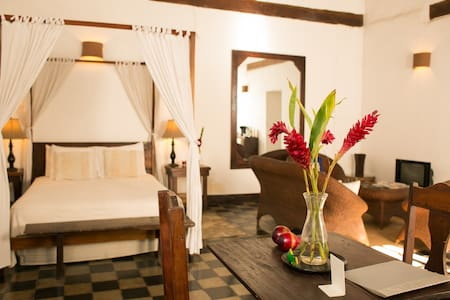 Romantic Colonial Bed & Breakfast. - Granada