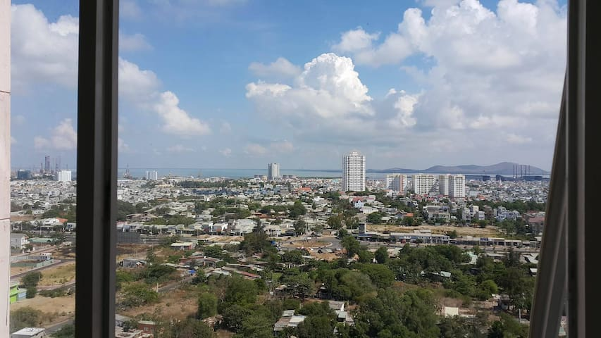 SEA VIEW Apartment - Vũng Tàu - Departamento