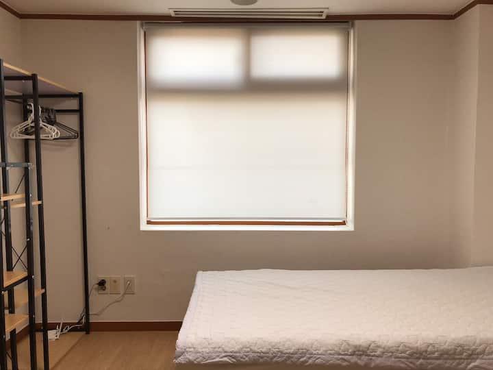 Hongik Univ Stn 3min, big room, private room#21