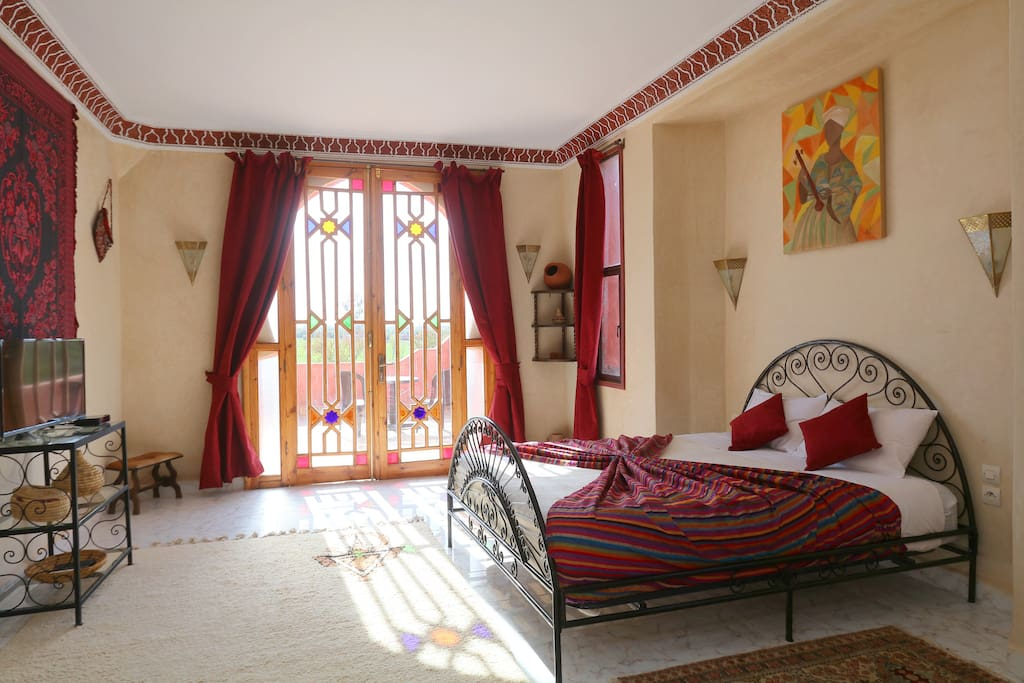 Suite SAHARA avec grande terrasse