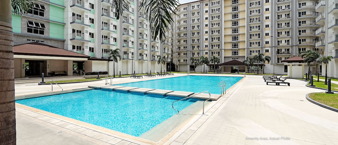 1 BR Fully Furnished (NEW) just behind SM Sucat