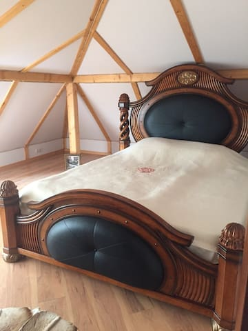 Cottage House Room Close to Moscow - Kartino - Hus
