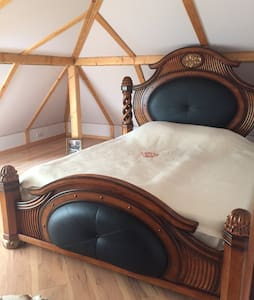 Cottage House Room Close to Moscow - Kartino - Huis