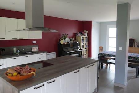 Maison rénovée à 7 km de Pau - Saint-Castin - Hus